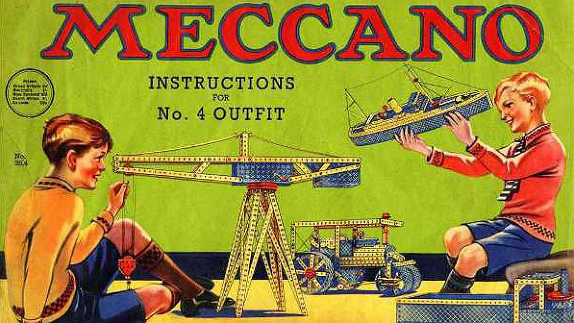 Esto me suena. Las tardes del Ciudadano García - Meccano, el juego que surgió como un juguete de los futuros ingenieros - Escuchar ahora