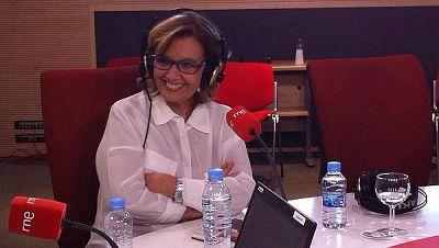 """Las mañanas de RNE - Mª Teresa Campos: """"He encontrado a la persona que me da la felicidad"""" - Escuchar ahora"""