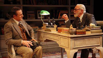 Las mañanas de RNE - Tamzin Townsend lleva a las tablas el posible encuentro entre Sigmun Freud y C.S. Lewis - Escuchar ahora
