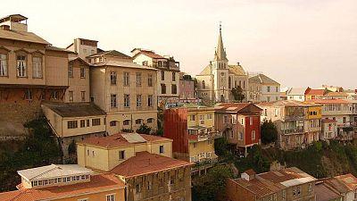Nómadas - Valparaíso, reina del océano - 08/02/15 - escuchar ahora