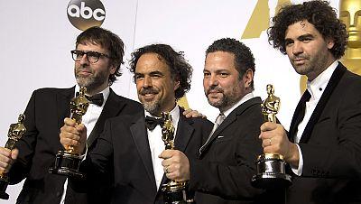 De película - Especial gala de los premios Óscar 2015 (II) - 23/02/15 - Escuchar ahora