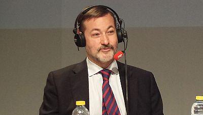 """Las mañanas de RNE - Rodríguez-Ponga: Hay ciudades """"más importantes"""" que Gibraltar donde abrir un Instituto Cervantes - Escuchar ahora"""