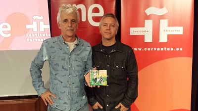 Las mañanas de RNE - Kiko Veneno y Martín Buscaglia presentan su disco hecho a medias - Escuchar ahora