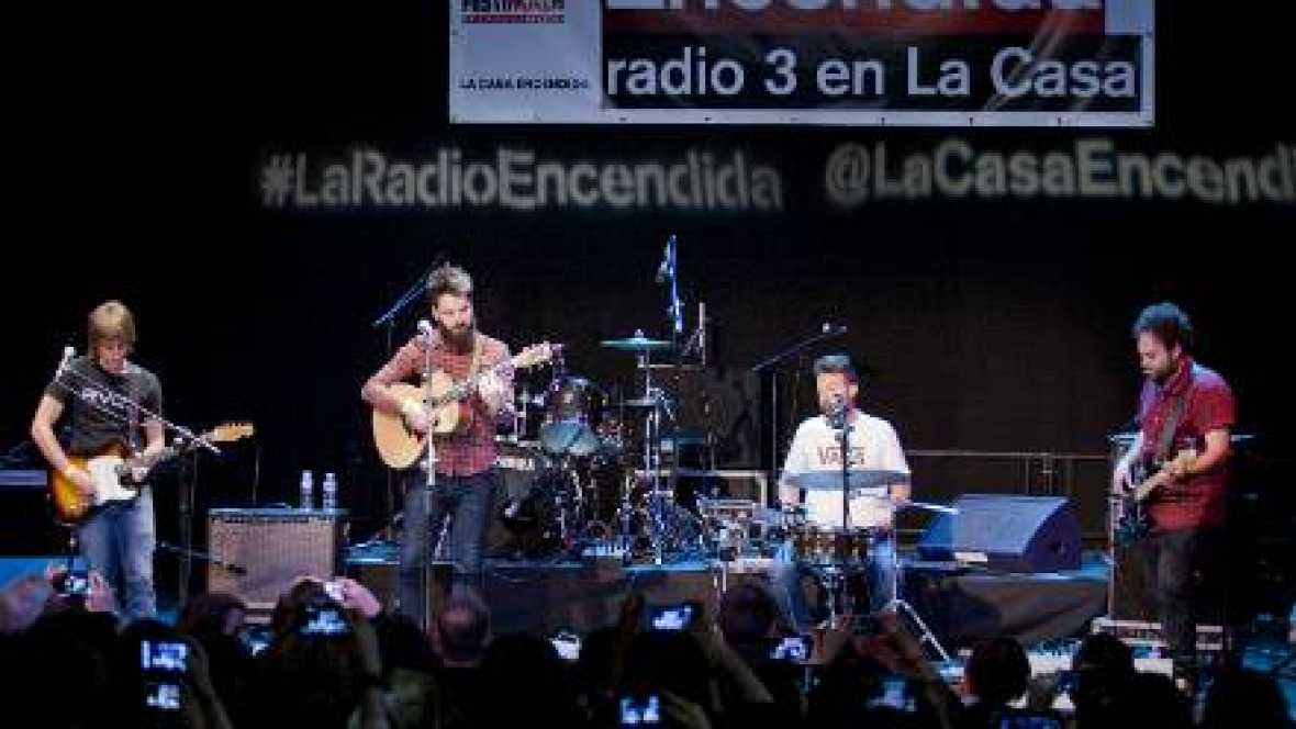 La Radio Encendida 2015 (7) - Trajano y Supersubmarina - 15/03/15 - Escuchar ahora