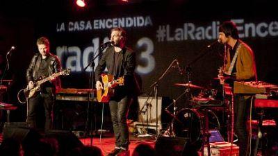 La Radio Encendida 2015 (8) - La Habitación Roja - 15/03/15 - Escuchar ahora
