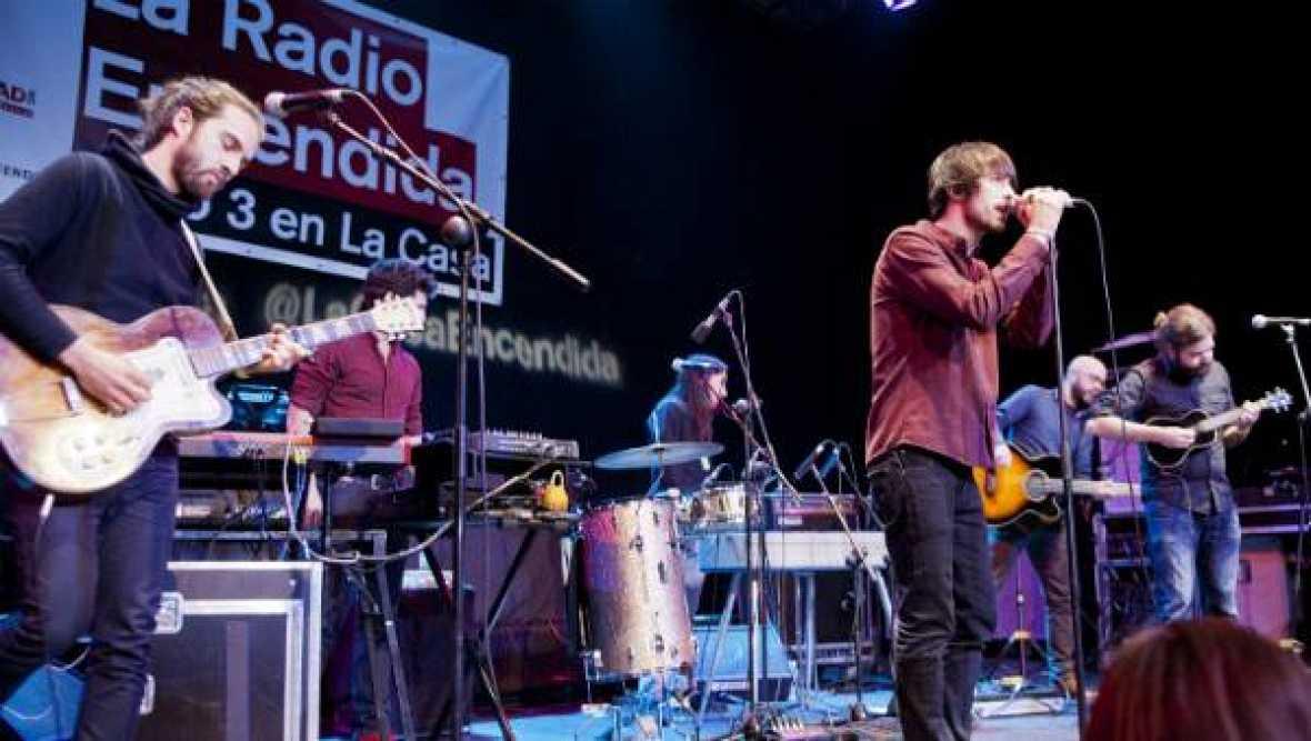 La Radio Encendida 2015 (11) - Vetusta Morla - 15/03/15 - Escuchar ahora