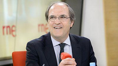 Las mañanas de RNE - Ángel Gabilondo afirma que no habrá imputados en sus listas - Escuchar ahora