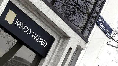 Diario de las 2 - 100.000 euros garantizados para los clientes de Banco Madrid - Escuchar ahora