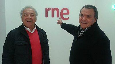 """Las mañanas de RNE - Los del Río: """"Nos llena de energía y vitalidad que todo el mundo cante """"Macarena"""""""" - Escuchar ahora"""