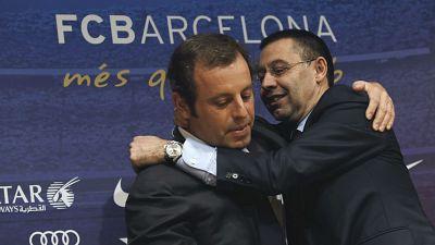 Diario de las 2 - La Fiscalía pide cárcel para Bartomeu y Rosell - Escuchar ahora