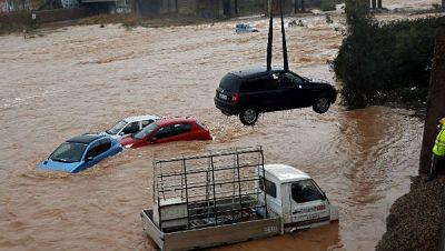 Diario de las 2 - Dos muertos por el temporal del Levante - Escuchar ahora