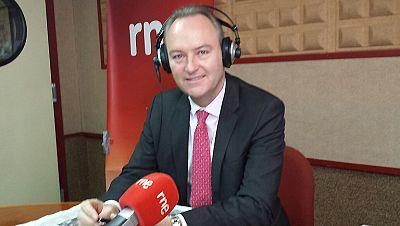 """Las mañanas de RNE - Alberto Fabra: """"En el PP no sabemos explicar lo que hacemos"""" - Escuchar ahora"""