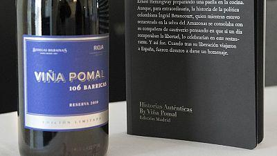 Las mañanas de RNE - Viña Pomal recoge en un libro las historias de 100 restaurantes emblemáticos de Madrid - Escuchar ahora