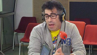 Las mañanas de RNE - Agustín Jiménez le pone el toque de humor a los libros de autoayuda - Escuchar ahora