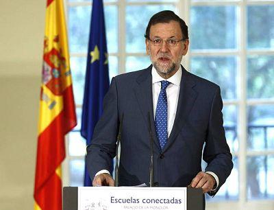 Las mañanas de RNE - Mariano Rajoy reúne a la Junta Directiva Nacional del PP - Escuchar ahora