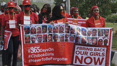 Boletines RNE - Un año sin las niñas de Chibok - 14/04/15 - Escuchar ahora