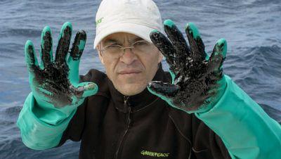 Diario de las 2 - Restos de fuel en la playa de Veneguera en Gran Canaria - Escuchar ahora