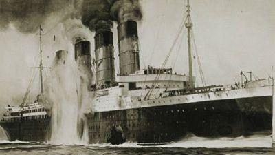 Documentos RNE - El hundimiento del Lusitania, un misterio cien a�os despu�s - 01/08/15 - escuchar ahora