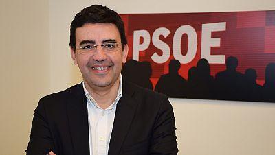 Las mañanas de RNE - Mario Jiménez (PSOE) niega que Chávez y Griñán hayan sido objeto de las negociaciones - Escuchar ahora
