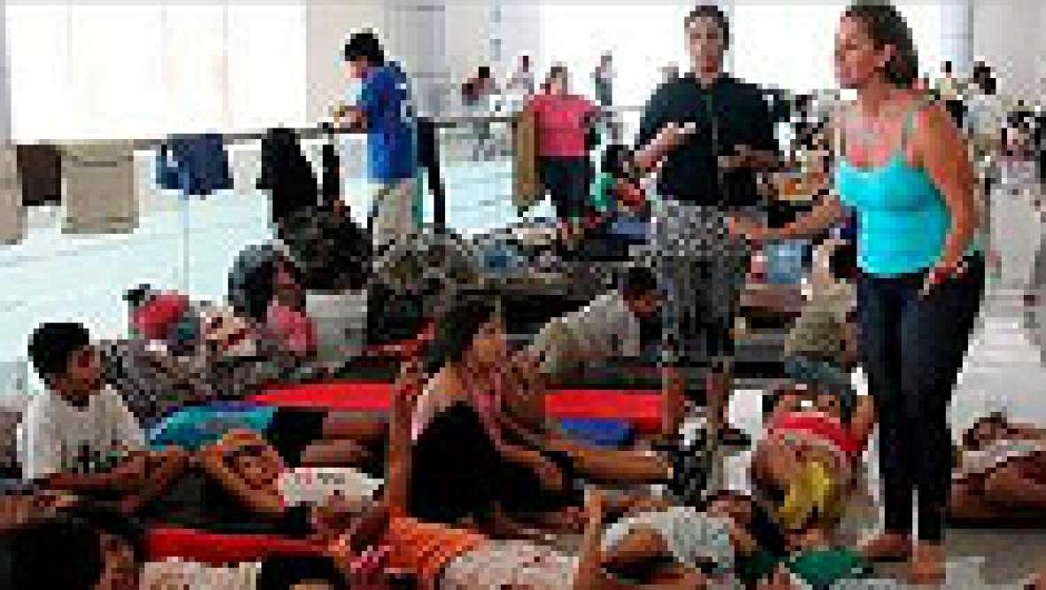 Países en conflicto - Crisis humanitaria en el Mediterráneo - 05/05/15 - Escuchar ahora