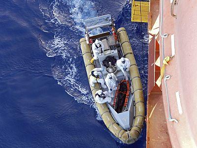 Las mañanas de RNE - Continúan los naufragios cerca de Italia - Escuchar ahora