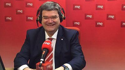 Las mañanas de RNE - Elecciones 24M - Entrevista a Juan María Aburto, candidato del PNV a la alcaldía de Bilbao - Escuchar ahora
