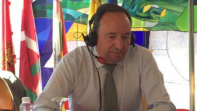 Las mañanas de RNE - Pedro Sanz defiende la discreción en las negociaciones de investidura - Escuchar ahora