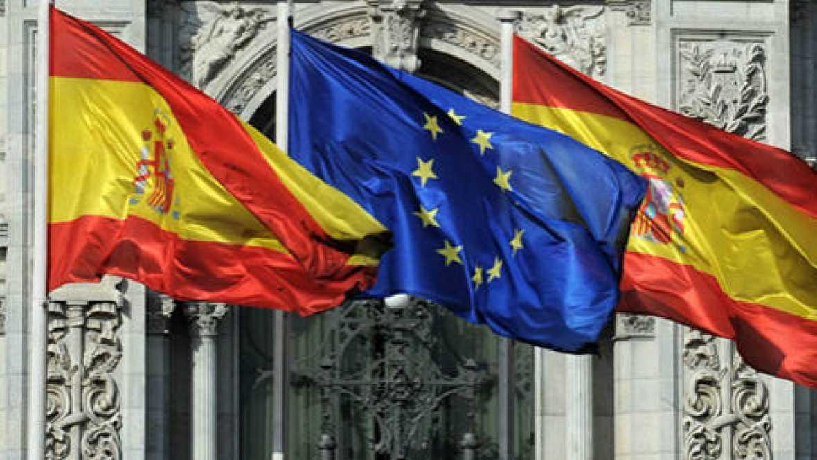 Radio 5 Actualidad - 30 años de la adhesión: repensar Europa desde España - Escuchar ahora