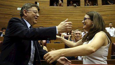Boletines RNE - Ciudadadanos se descuelga del pacto entre PSOE y Compromís en Valencia - Escuchar ahora