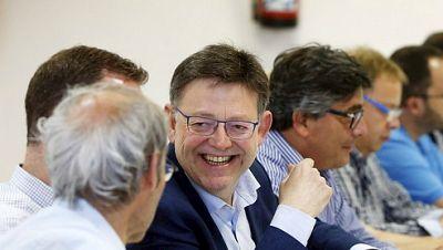 Boletines RNE - PSOE y Compromís llegan a un acuerdo en la Comunidad Valenciana - Escuchar ahora