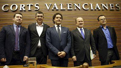 Diario de las 2 - PSOE y Compromís pactan la mesa de las Cortes Valencianas - Escuchar ahora