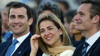 Las mañanas de RNE - La infanta Cristina deja de ser duquesa de Palma - Escuchar ahora