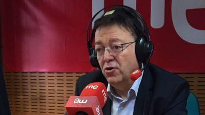 """Las mañanas de RNE - Ximo Puig: """"Pretendo ser un presidente para todos los valencianos"""" - Escuchar ahora"""