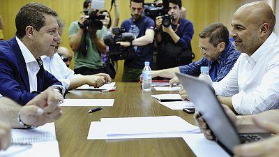 Diario de las 2 - Acuerdo entre PSOE y Podemos en Castilla-La Mancha - Escuchar ahora