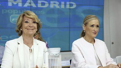 Diario de las 2 - Aguirre no se presentará a la reelección en Madrid - Escuchar ahora