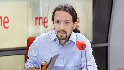 Las mañanas de RNE - Pablo Iglesias cree que Rita Maestre no debe dimitir - Escuchar ahora