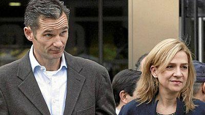 Boletines RNE - La infanta Cristina y su marido han ingresado 2.300.000 € para hacer frente a la fianza - Escuchar ahora