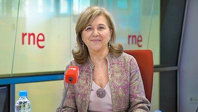 Carmen Enríquez nos presenta su libroi 'Felipe VI, la monarquía renovada' - Escuchar ahora