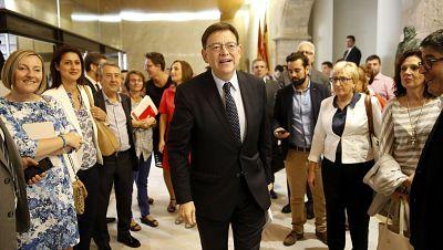 Boletines RNE - Discurso de Investidura de Ximo Puig - Escuchar ahora