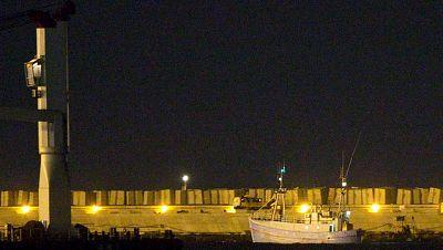 Israel frustra el nuevo intento de romper el bloqueo de la Flotilla de la libertad - Escuchar ahora