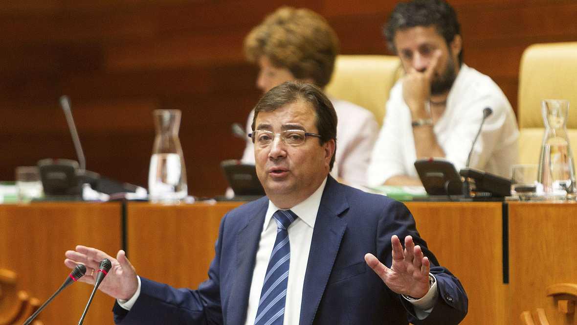 Diario de las 2 - Fernández Vara, presidente de Extremadura - Escuchar ahora