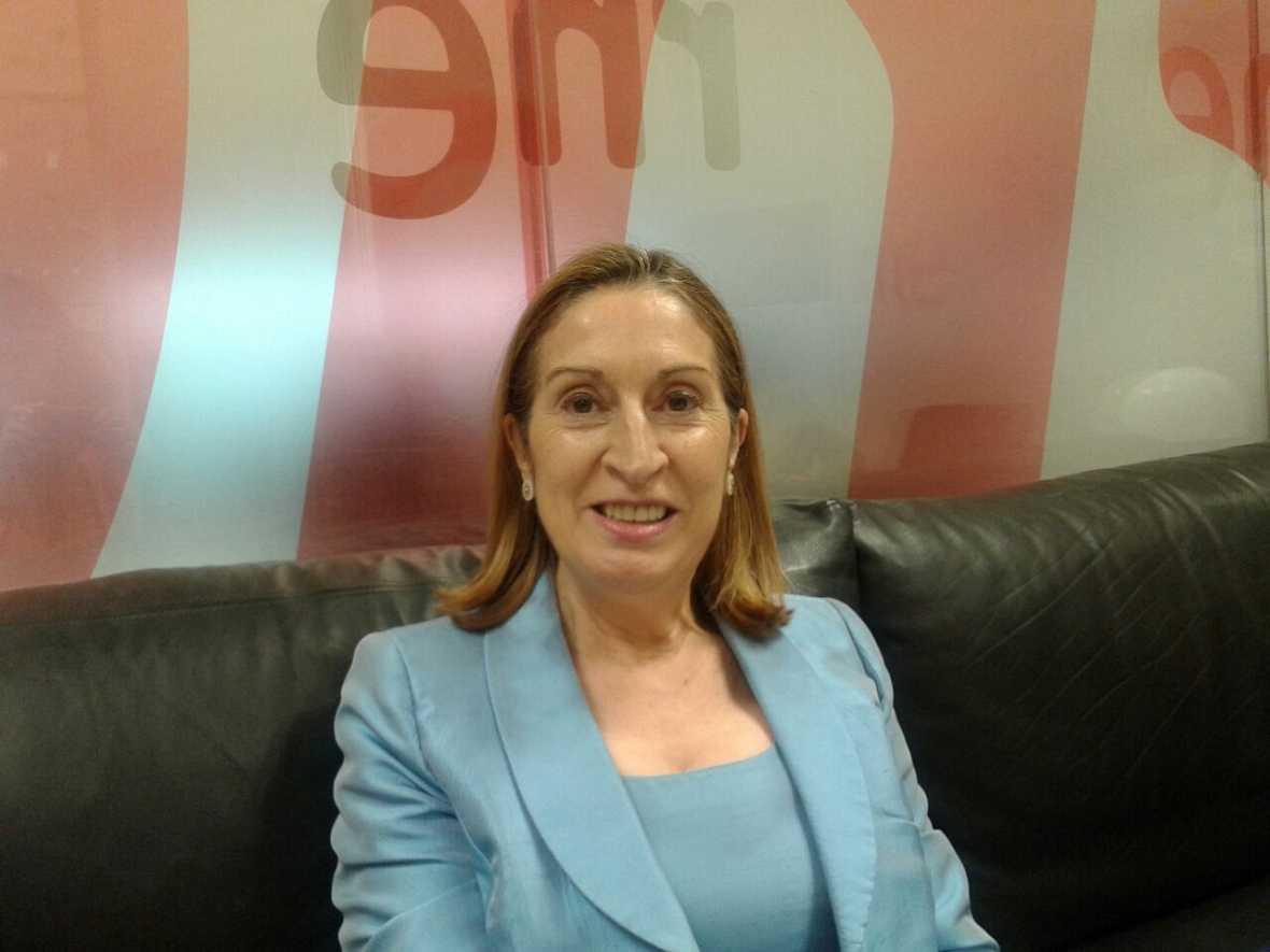 "24 horas - Ana Pastor, Ministra de Fomento: ""Lo normal es que se agote legislatura"" - 01/07/15 - Escuchar ahora"
