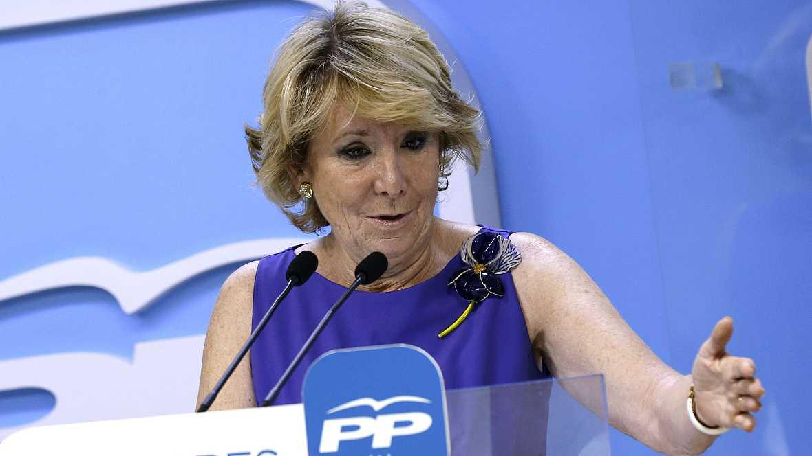 Las mañanas de RNE - Aguirre pide adelantar las elecciones - Escuchar ahora