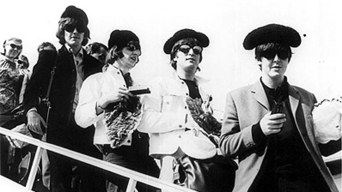 Esto me suena. Las tardes del Ciudadano García - Los Pekenikes, teloneros de los Beatles en el mítico concierto de Las Ventas - Escuchar ahora