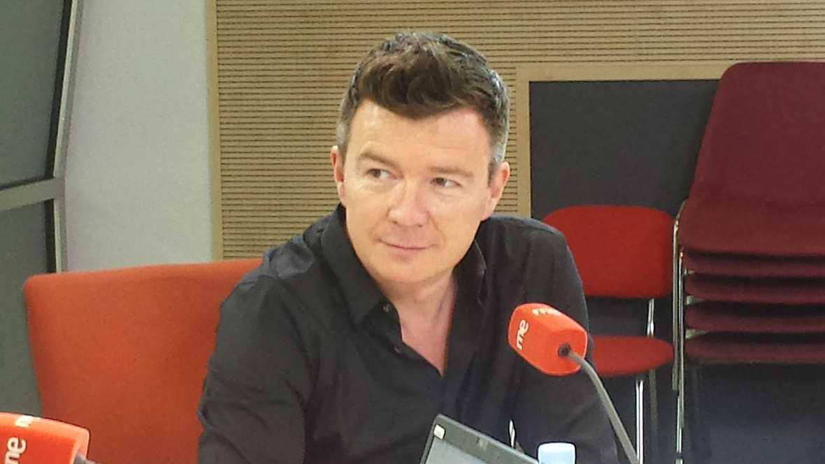Las mañanas de RNE - La gira de Rick Astley por España - Escuchar ahora