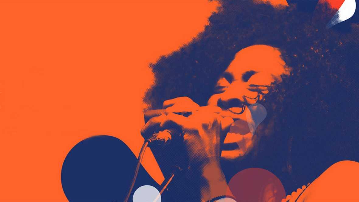 La cuarta parte - Imagina Funk #Take8 - 03/07/15 - escuchar ahora