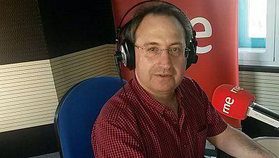 Gente despierta - Jesús Cimarro, director del Festival Internacional de Teatro Clásico de Merida - Escuchar ahora
