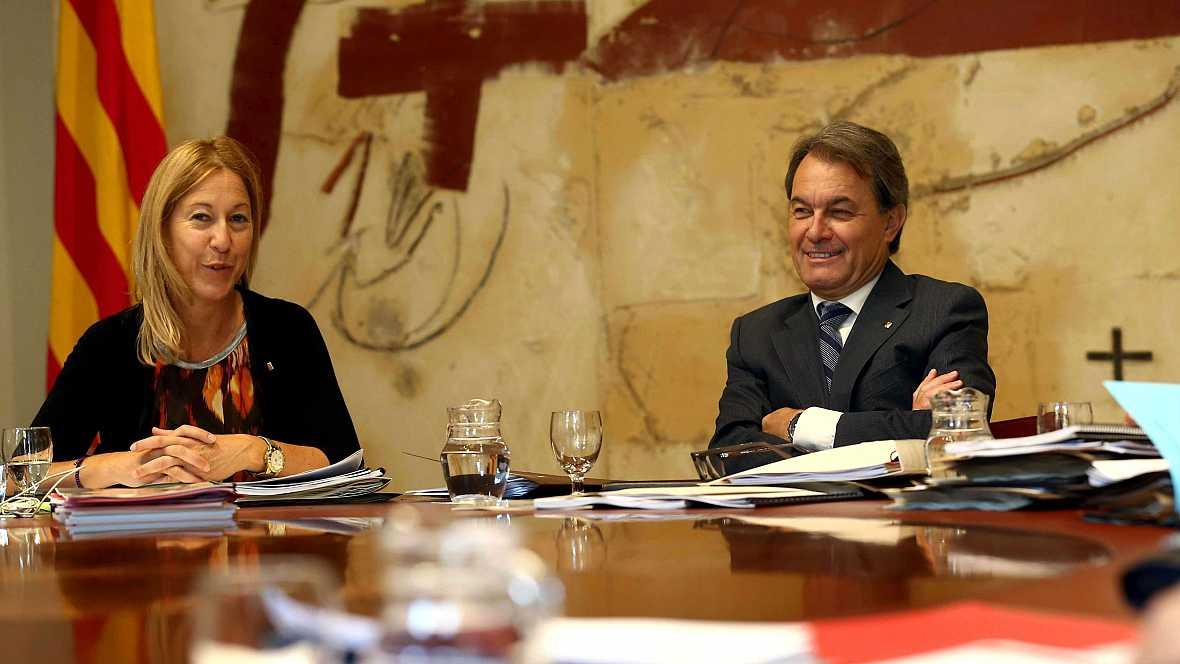 Diario de las 2 - Crece el número de catalanes que rechazan la independencia - Escuchar ahora