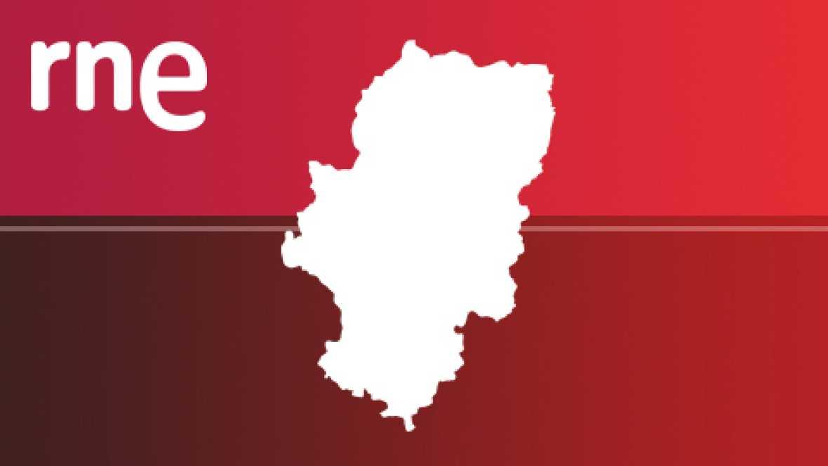 nformativo de Aragón -¿Lambán será investido esta tarde presidente de Aragón con apoyo de Podemos, CHA e IU - Escuchar ahora