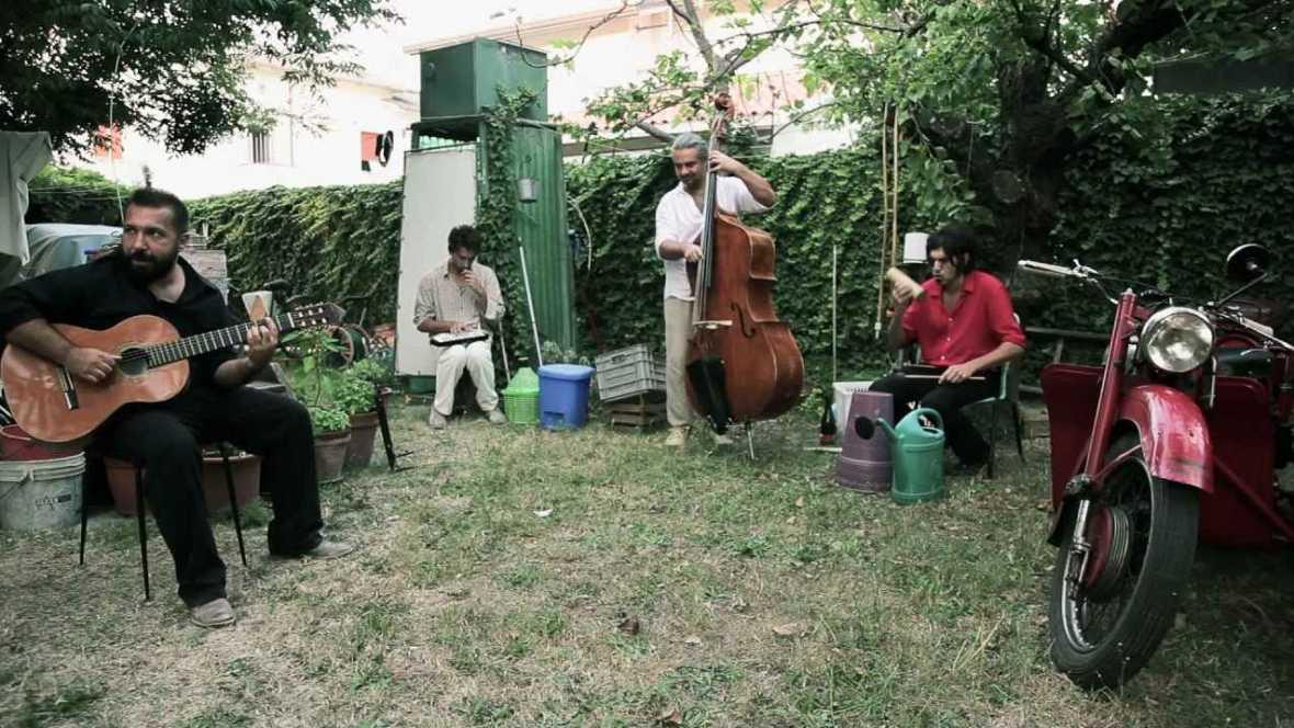 Ritmos étnicos - Sacri Cuori - 05/07/15 - Escuchar ahora